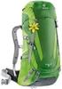 Рюкзак туристический Deuter Ac Aera 28 л emerald-kiwi - фото 1