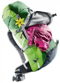 Фото 2 к товару Рюкзак туристический Deuter Ac Aera 28 л emerald-kiwi