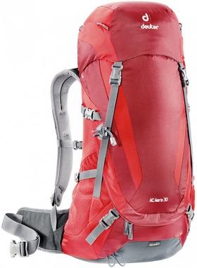 Рюкзак туристический Deuter Ac Aera 30 л cranberry-fire