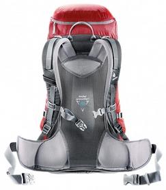 Фото 3 к товару Рюкзак туристический Deuter Ac Aera 30 л cranberry-fire