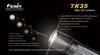 Фонарь тактический Fenix TK35 Cree XM-L2 U2 LED - фото 3