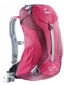 Рюкзак Deuter AC Lite 14 л magenta-blackberry