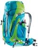 Рюкзак туристический Deuter Act Trail Pro 34 л SL petrol-kiwi - фото 3