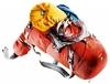 Рюкзак туристический Deuter Act Trail Pro 38 л SL aubergine-fire - фото 2