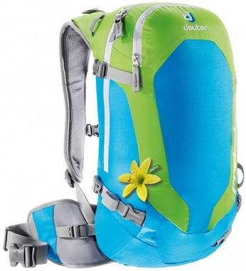 Рюкзак туристический Deuter Provoke 14 л SL turquise-kiwi