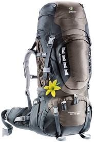 Рюкзак туристический Deuter Aircontact Pro 55+15 л SL coffee-black