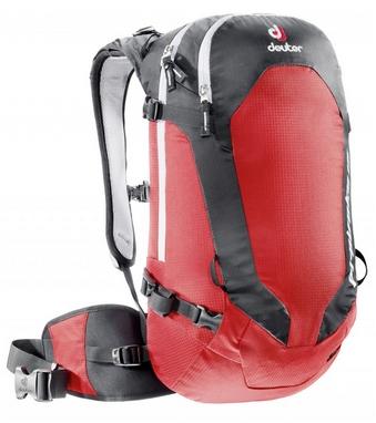 Рюкзак туристический Deuter Provoke 16 л fire-black