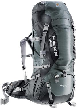 Рюкзак туристический Deuter Aircontact Pro 60+15 л granite-black