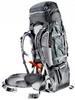Рюкзак туристический Deuter Aircontact Pro 60+15 л granite-black - фото 2