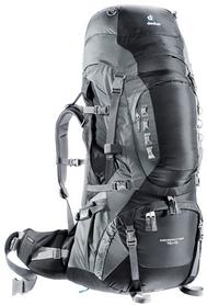Рюкзак туристический Deuter Aircontact Pro 70+15 black-titan