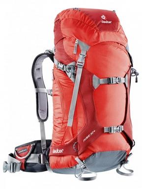 Рюкзак туристический Deuter Rise 32 л fire-cranberry