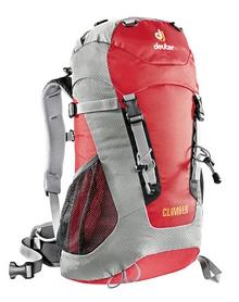 Рюкзак детский туристический Deuter Climber 22 л fire-silver