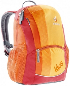 Рюкзак детский Deuter Kids 12 л orange
