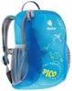Рюкзак детский Deuter Pico 5 л turquoise - фото 1