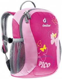 Фото 1 к товару Рюкзак детский Deuter Pico 5 л pink