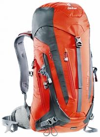 Рюкзак туристический Deuter Act Trail 24 л papaya-granite