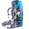 Рюкзак туристический Deuter Aircontact 60+10 л ocean-midnight - фото 2