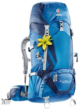 Рюкзак Deuter Act Lite 35 + 10 л SL steel-navy