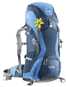 Рюкзак Deuter Act Lite 35 + 10 л SL midnight-coolblue