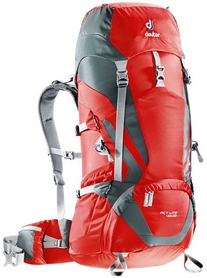 Фото 1 к товару Рюкзак Deuter Act Lite 40 + 10 л fire-granite