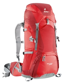 Рюкзак Deuter Act Lite 40 + 10 л fire-cranberry