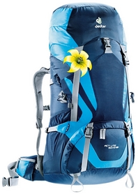 Рюкзак Deuter Act Lite 60 + 10 л SL midnight-turquoise