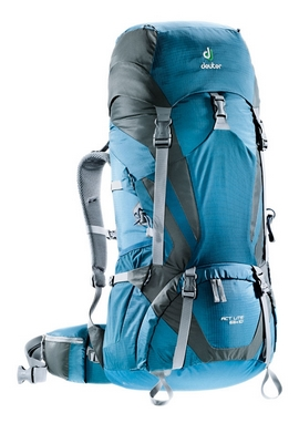 Рюкзак Deuter Act Lite 65 + 10 л arctic-granite