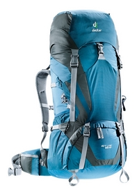 Фото 1 к товару Рюкзак Deuter Act Lite 65 + 10 л arctic-granite