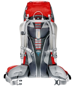 Фото 2 к товару Рюкзак Deuter Act Lite 65 + 10 л granite-fire