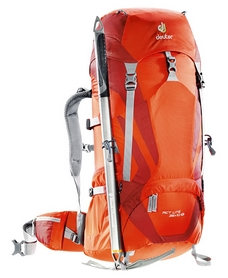 Фото 2 к товару Рюкзак Deuter Act Lite 75 + 10 л midnight-granite