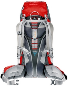 Фото 4 к товару Рюкзак Deuter Act Lite 75 + 10 л midnight-granite