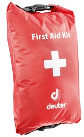 Аптечка туристическая Deuter First Aid Kit DRY M fire - Empty