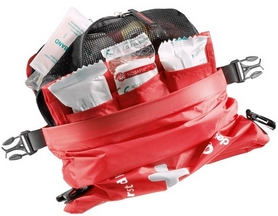 Фото 2 к товару Аптечка туристическая Deuter First Aid Kit DRY M fire - Empty