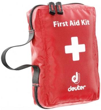 Аптечка туристическая Deuter First Aid Kit M fire - Empty