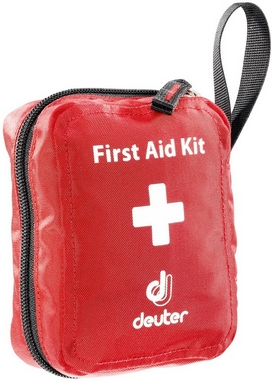 Аптечка туристическая Deuter First Aid Kit S fire - Empty