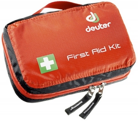 Аптечка туристическая Deuter First Aid Kit papaya - Empty