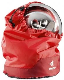 Фото 2 к товару Мешок компрессионный Deuter Pack Sack L 11 л fire-cranberry