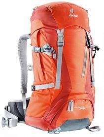 Рюкзак туристический Deuter Futura 24+3 л SL orange-lava