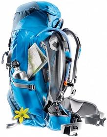 Фото 2 к товару Рюкзак туристический Deuter Futura 30 л turquoise-arctic