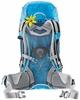 Рюкзак туристический Deuter Futura 30 л turquoise-arctic - фото 3
