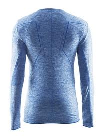 Фото 2 к товару Распродажа*! Термофутболка мужская с длинным рукавом Craft Active Comfort RN sweden blue - S