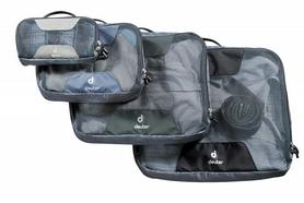 Фото 2 к товару Чехол для одежды Deuter Zip Pack S 1 л titan-silver