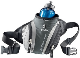 Сумка Deuter Pulse One 0,5 л granite black