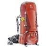 Рюкзак туристический Deuter Aircontact 40+10 л papaya-lava - фото 1