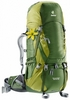 Рюкзак туристический Deuter Aircontact 50+10 л pine-moss - фото 1