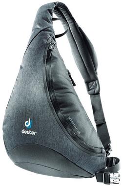 Сумка через плечо Deuter Tommy M 8 л dresscode-black