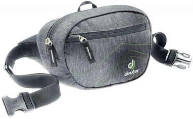 Сумка Deuter Organizer belt 1,8 л dresscode-black