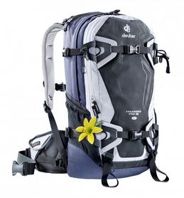Рюкзак туристический Deuter Freerider Pro 28 л SL white-blueberry