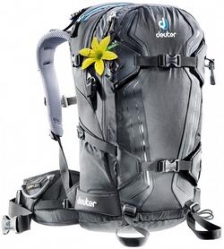 Рюкзак туристический Deuter Freerider Pro 28 л SL black