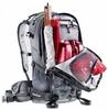 Рюкзак туристический Deuter Freerider Pro 28 л SL black - фото 6